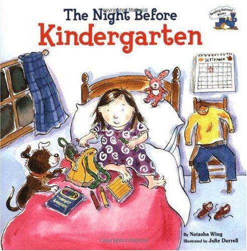Night Before Kindergarten   2001 edition cover