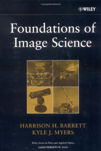 Foundations of Image Science   2004 edition cover