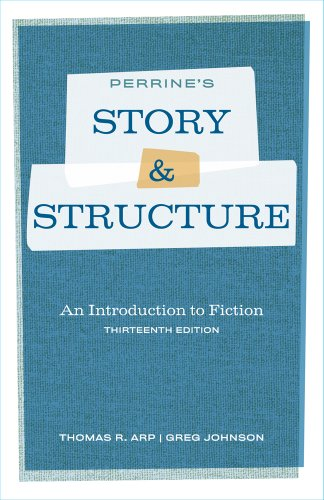 Perrine's Story and Structure  13th 2012 9780495898009 Front Cover