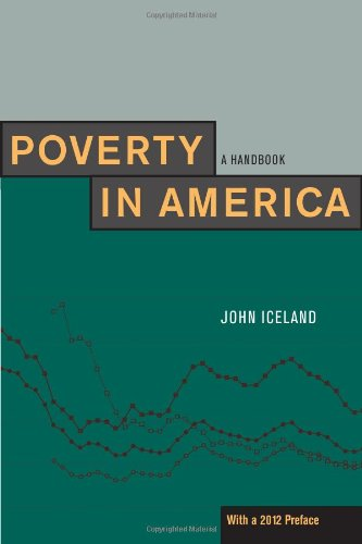 Poverty in America A Handbook 3rd 2012 edition cover