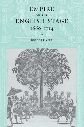 Empire on the English Stage, 1660-1714   2007 9780521036009 Front Cover