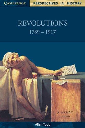 Revolutions 1789-1917   1998 edition cover