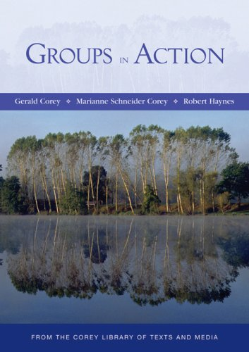 Groups in Action Evolution and Challenges  2006 9780534638009 Front Cover