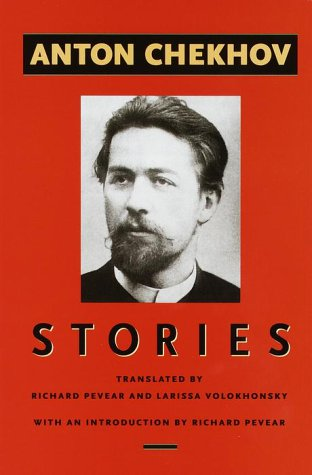 Selected Stories of Anton Chekhov   2000 9780553381009 Front Cover