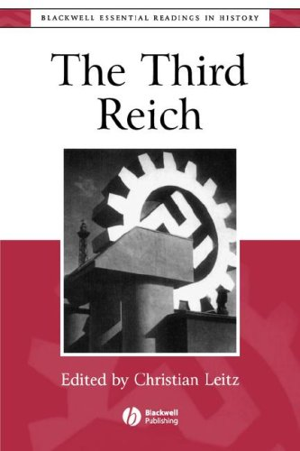 Third Reich The Essential Readings  1999 9780631207009 Front Cover