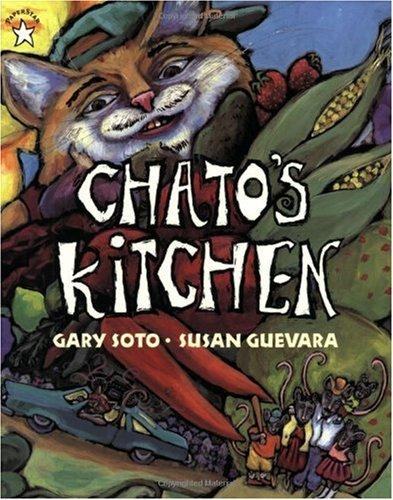 Chato's Kitchen   2002 edition cover
