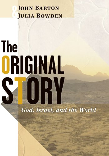 Original Story God, Israel, and the World  2005 edition cover