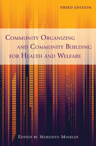 Community Organizing and Community Building for Health and Welfare  3rd 2012 (Revised) edition cover