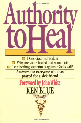 Authority to Heal  N/A edition cover
