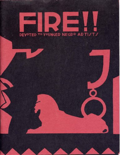 Fire!! : A Quarterly Devoted to the Younger Negro Artists Reprint  edition cover