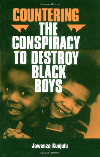 Countering the Conspiracy to Destroy Black Boys Vol. I  Revised edition cover