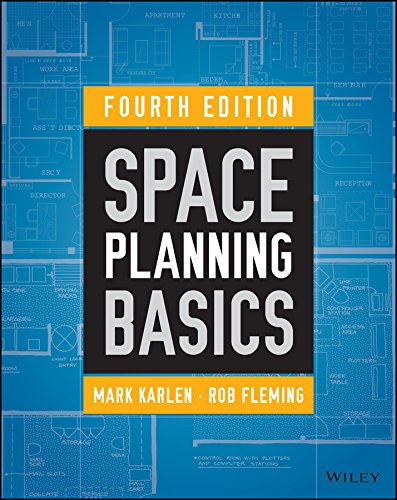 Space Planning Basics:   2016 9781118882009 Front Cover