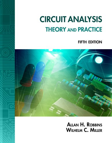 Circuit Analysis Theory and Practice 5th 2013 9781133281009 Front Cover