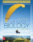 Lab Manual for Human Biology  14th 2016 edition cover