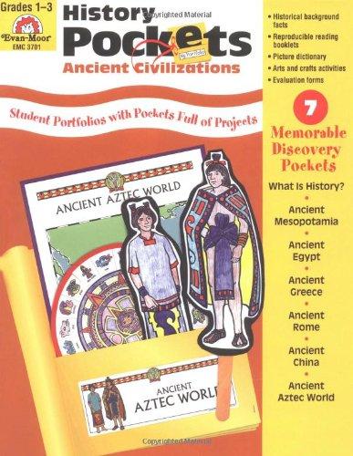 History Pockets Ancient Civilizations, Grades 1-3 Supplement edition cover