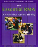 Essential RMA A Window into Readers' Thinking N/A edition cover