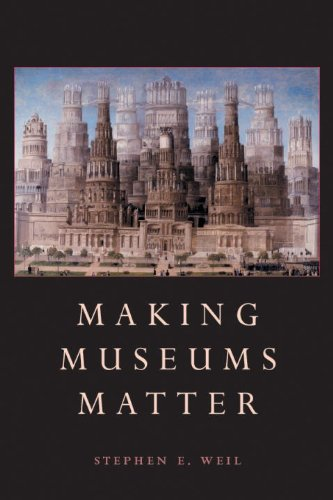 Making Museums Matter   2002 edition cover