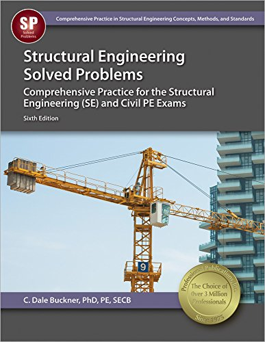 Structural Engineering Solved Problems  6th 2015 edition cover