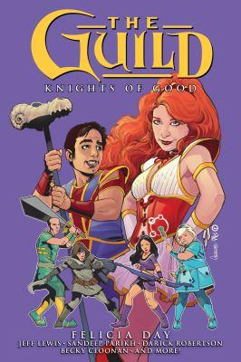 Guild Volume 2   2012 edition cover