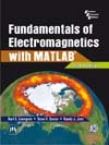 Fundamentals of Electromagnetics with MATLAB   2007 edition cover