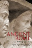 Ancient Rome An Anthology of Sources  2014 edition cover