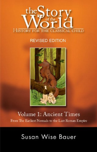 Ancient Times From the Earliest Nomads to the Last Roman Emperor 2nd 2006 (Revised) edition cover