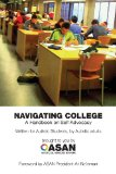 Navigating College A Handbook on Self Advocacy Written for Autistic Students from Autistic Adults N/A edition cover