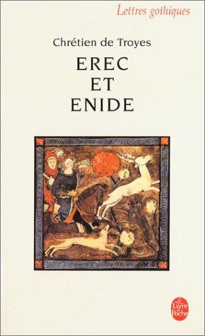 EREC ET ENIDE 1st edition cover