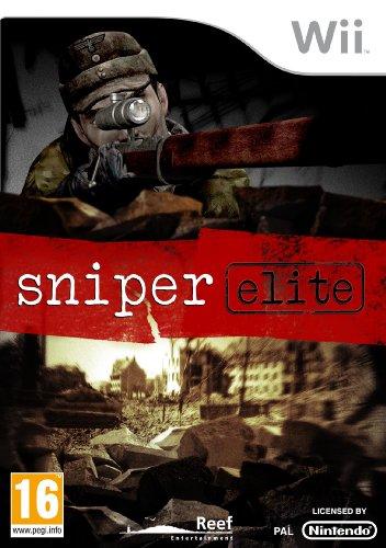 Sniper Elite (Wii) Nintendo Wii artwork