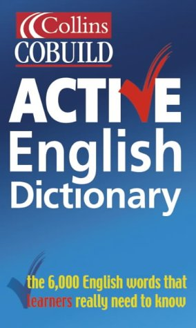 Collins Cobuild Active English Dictionary   2005 9780007158010 Front Cover