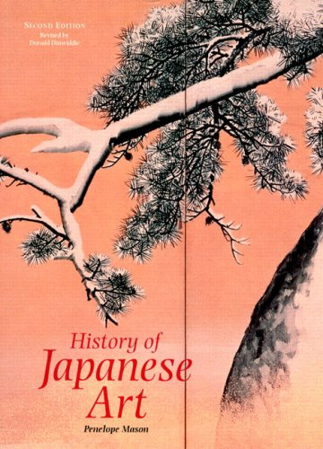 History of Japanese Art  2nd 2005 edition cover