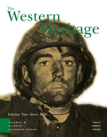 Western Heritage Teaching and Learning Classroom Edition 4th 2005 edition cover