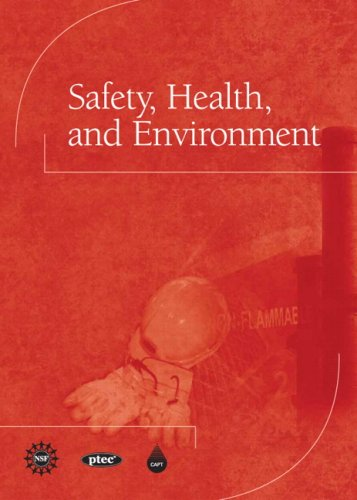 Safety, Health, and Environment   2010 9780137004010 Front Cover