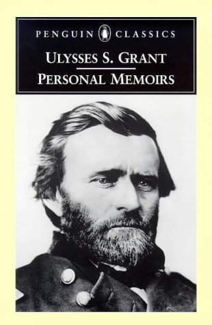 Personal Memoirs   1999 edition cover