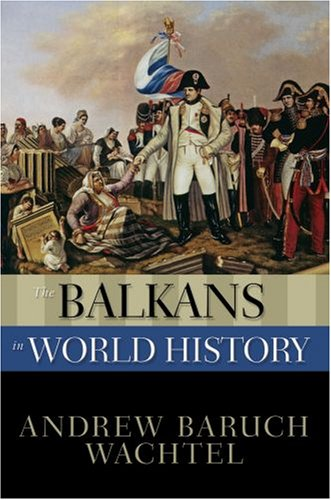 Balkans in World History   2008 edition cover