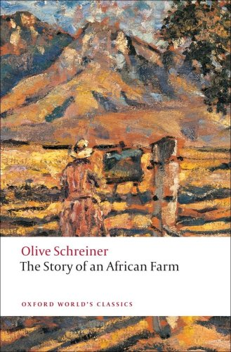 Story of an African Farm   2008 9780199538010 Front Cover