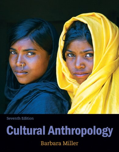 Cultural Anthropology  7th 2013 (Revised) edition cover