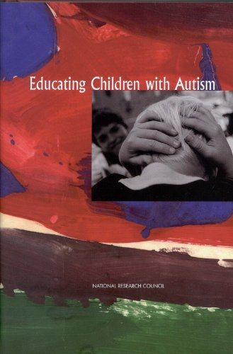 Educating Children with Autism   2001 edition cover