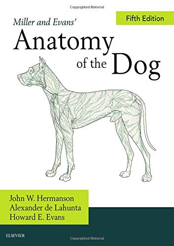Miller's Anatomy of the Dog:   2019 9780323546010 Front Cover
