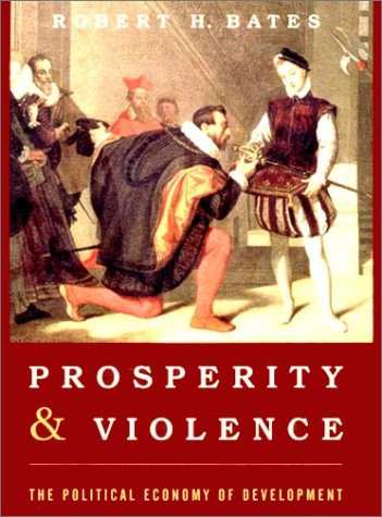 Prosperity and Violence   2001 edition cover