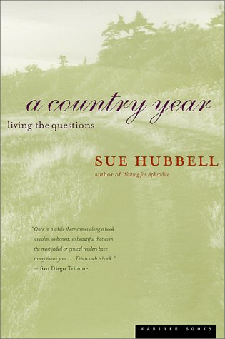 Country Year Living the Questions  1999 edition cover