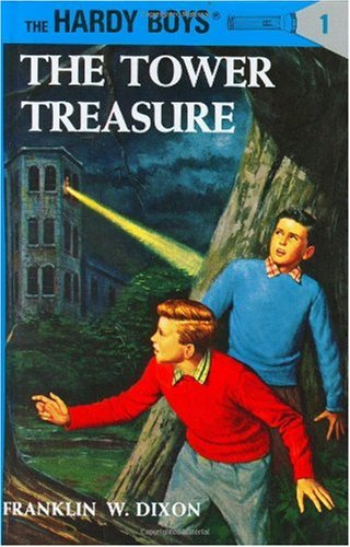 Tower Treasure   1987 edition cover