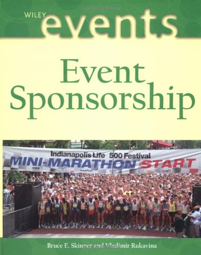 Event Sponsorship   2003 edition cover