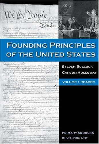 Founding Principles of the United States   2006 edition cover