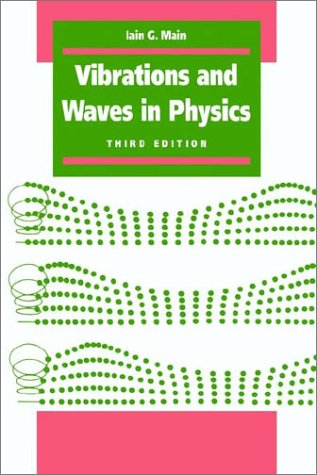 Vibrations and Waves in Physics  3rd 1993 edition cover