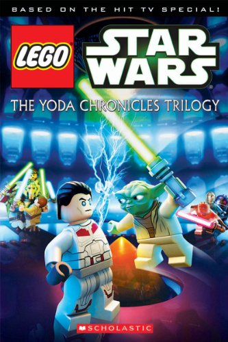 Yoda Chronicles Trilogy  N/A 9780545629010 Front Cover