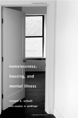 Homelessness, Housing, and Mental Illness   2011 edition cover