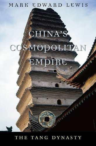 China's Cosmopolitan Empire The Tang Dynasty  2009 edition cover