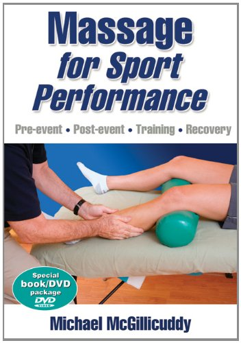 Massage for Sport Performance   2011 edition cover