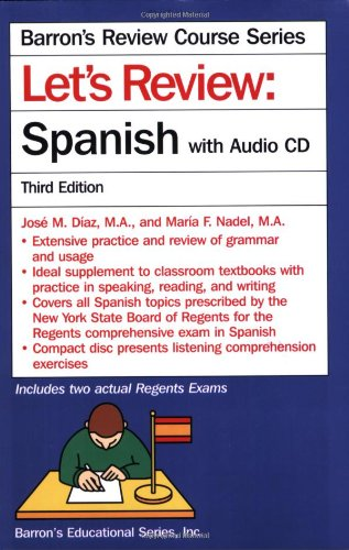 Let's Review - Spanish  3rd 2009 (Revised) edition cover